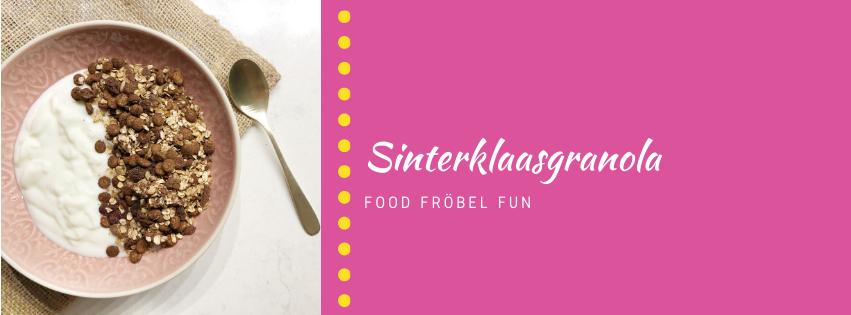 Gemakkelijk recept: Sinterklaasgranola