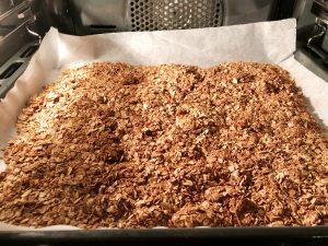 Sinterklaas granola oven