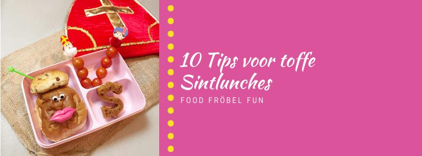 10 Tips voor toffe Sinterklaas lunchboxen
