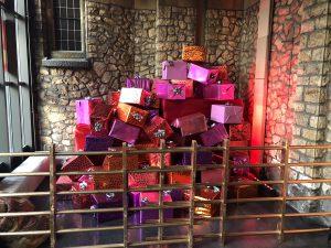 Sinterklaashuis Eindhoven - pakjes