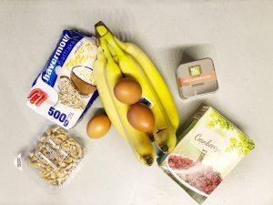 kerstbrood gezond - ingredienten