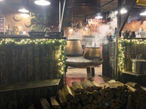 kerstmarkt oberhausen CentrO gluhwein