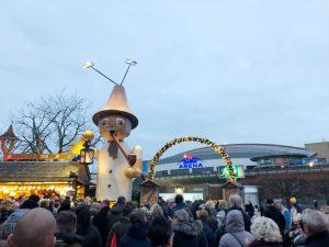kerstmarkt oberhausen CentrO