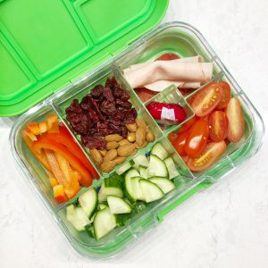 bento lunch week 2 bentobox maandag