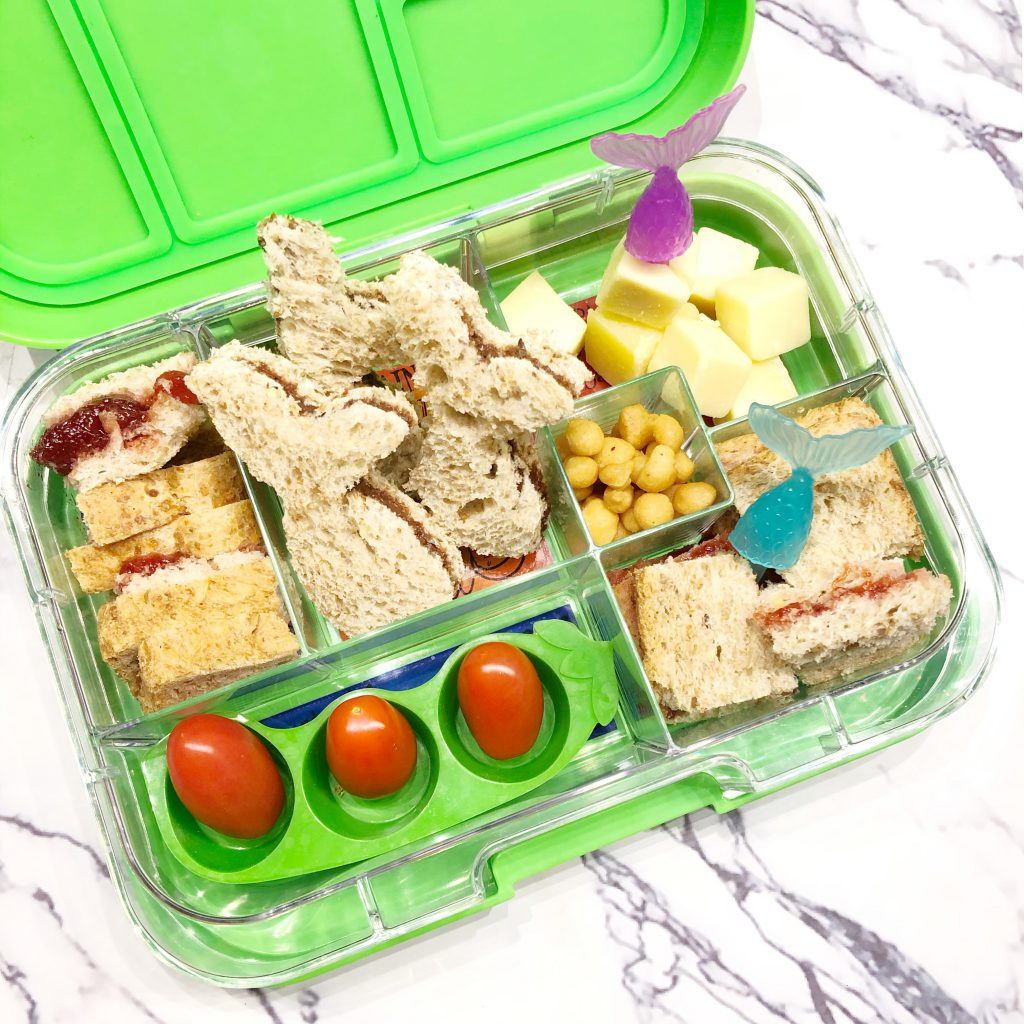 bento lunchbox dinsdag