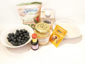 gezonde slanke taart ingrediënten