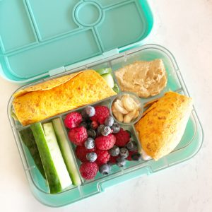 bento lunchbox donderdag