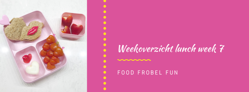 Weekoverzicht lunch week 7