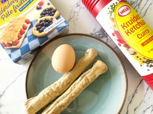 frikandelbroodje snack ingredienten
