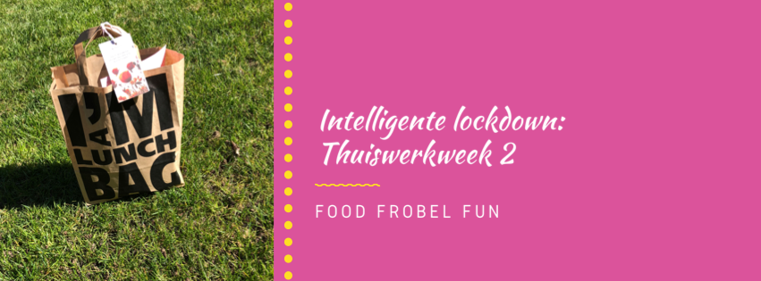 Intelligente lockdown: Thuiswerkweek 2