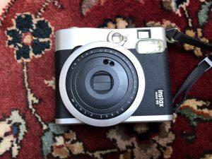 corona thuis opa oma missen - polaroid
