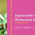 vegetarische restaurantweek week zonder vlees eindhoven restaurant