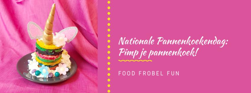 Nationale Pannenkoekendag: Pimp je pannenkoek!