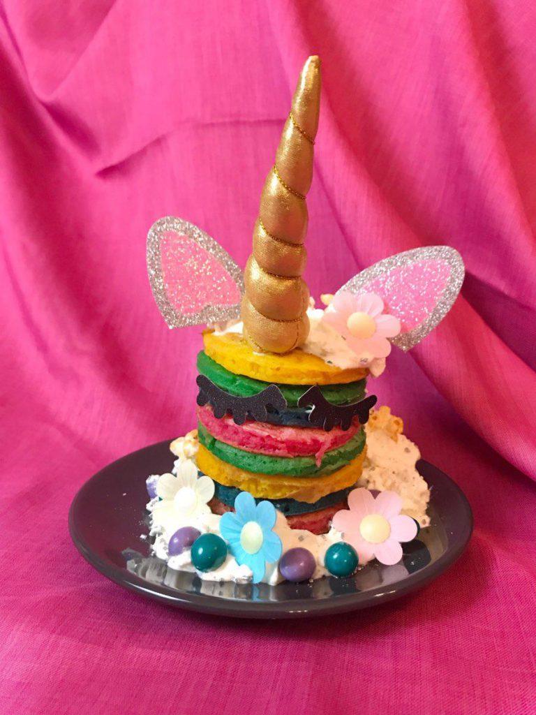 unicorn pannenkoek