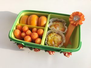oranje lunch