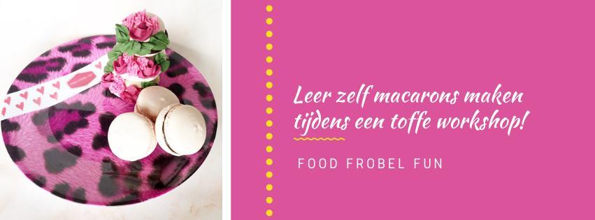 Leer zelf macarons maken!