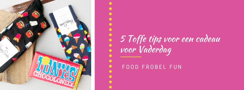 5 Toffe tips voor een cadeau voor Vaderdag