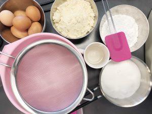 macaron zelf maken workshop benodigdheden