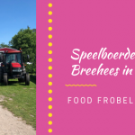 speelboerderij in brabant - breehees banner