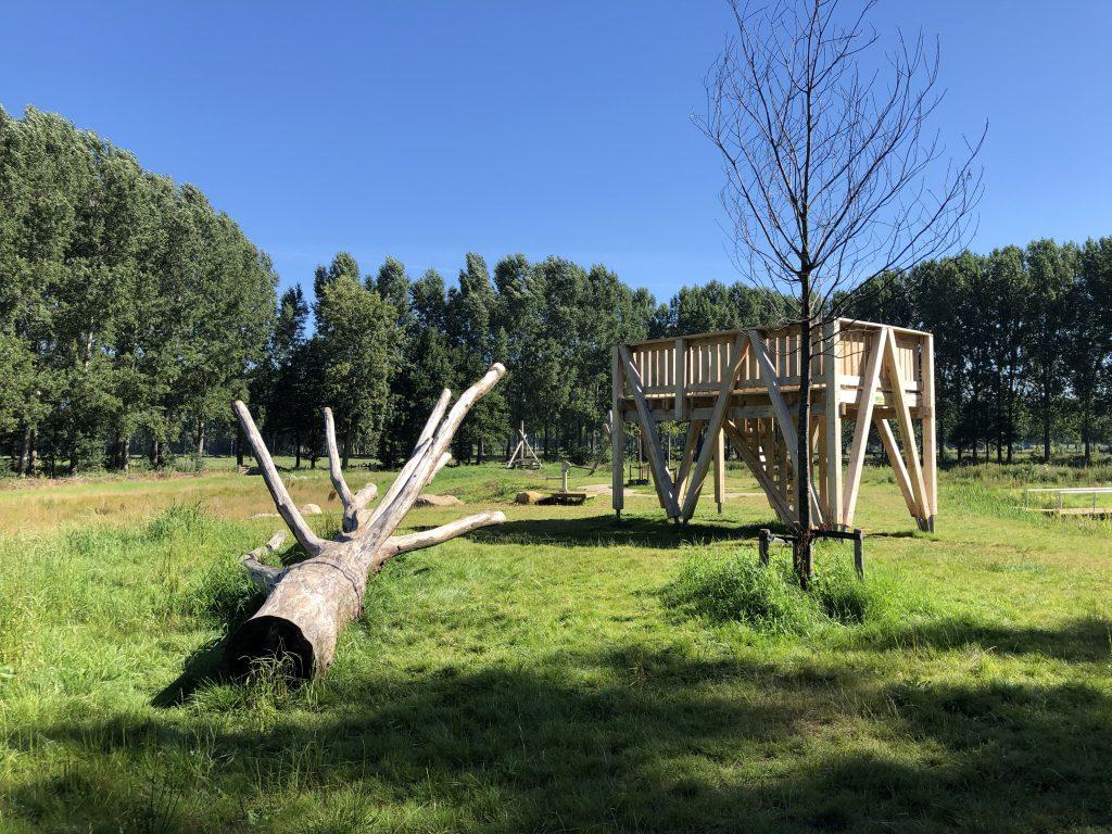 leuke speeltuinen eindhoven en omgeving - natuurspeeltuin best