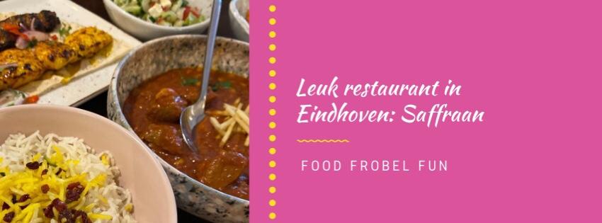 Leuk restaurant in Eindhoven: Saffraan