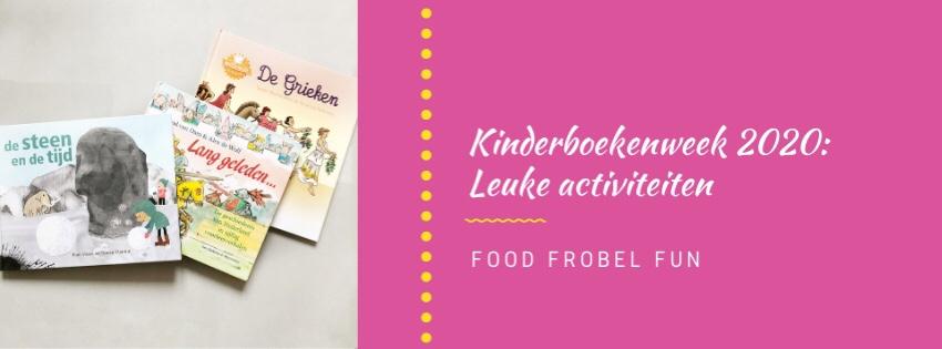 Kinderboekenweek 2020: Leuke activiteiten voor de kinderen