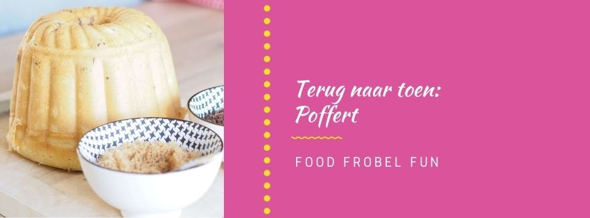 Recept Poffert – Terug naar toen