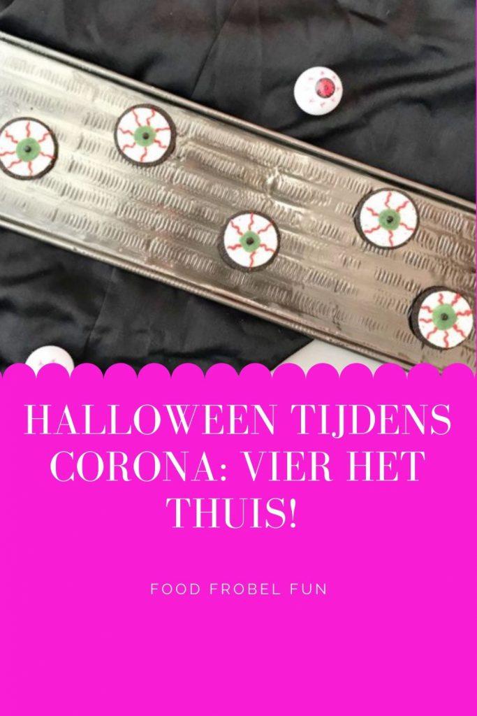 halloween tijdens corona vier het thuis- pinterest