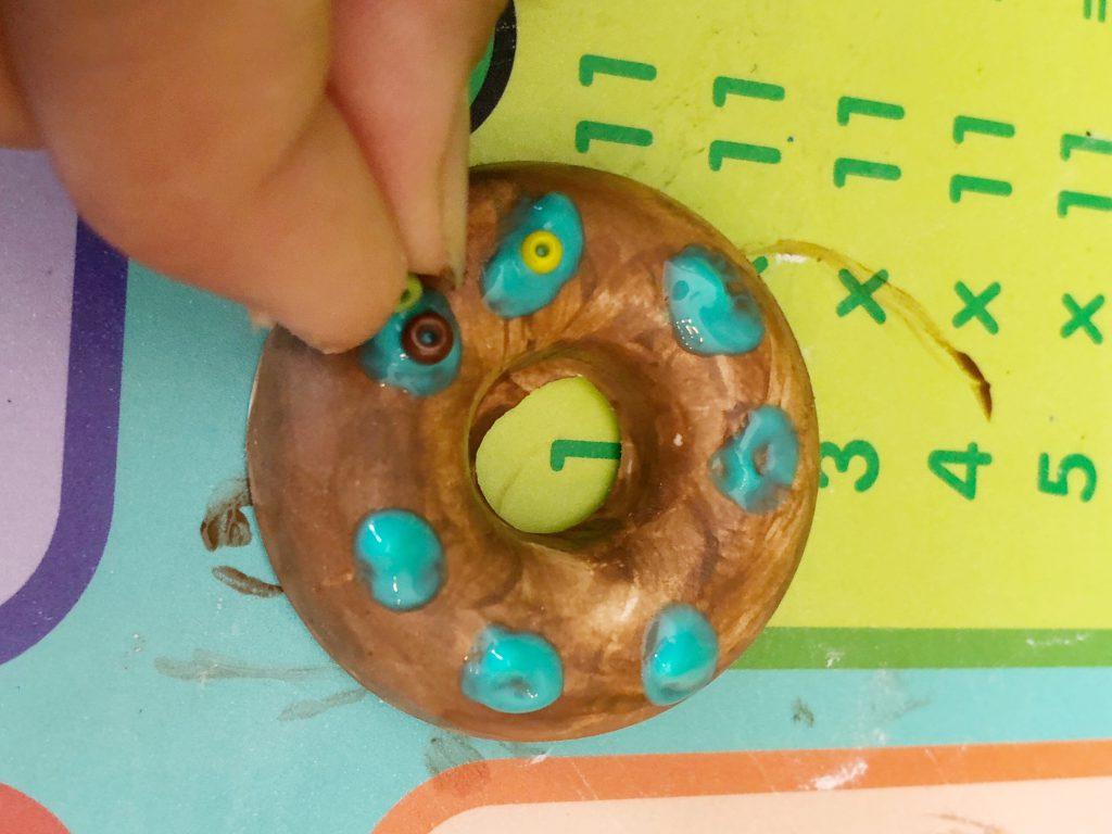 donuts versieren totum