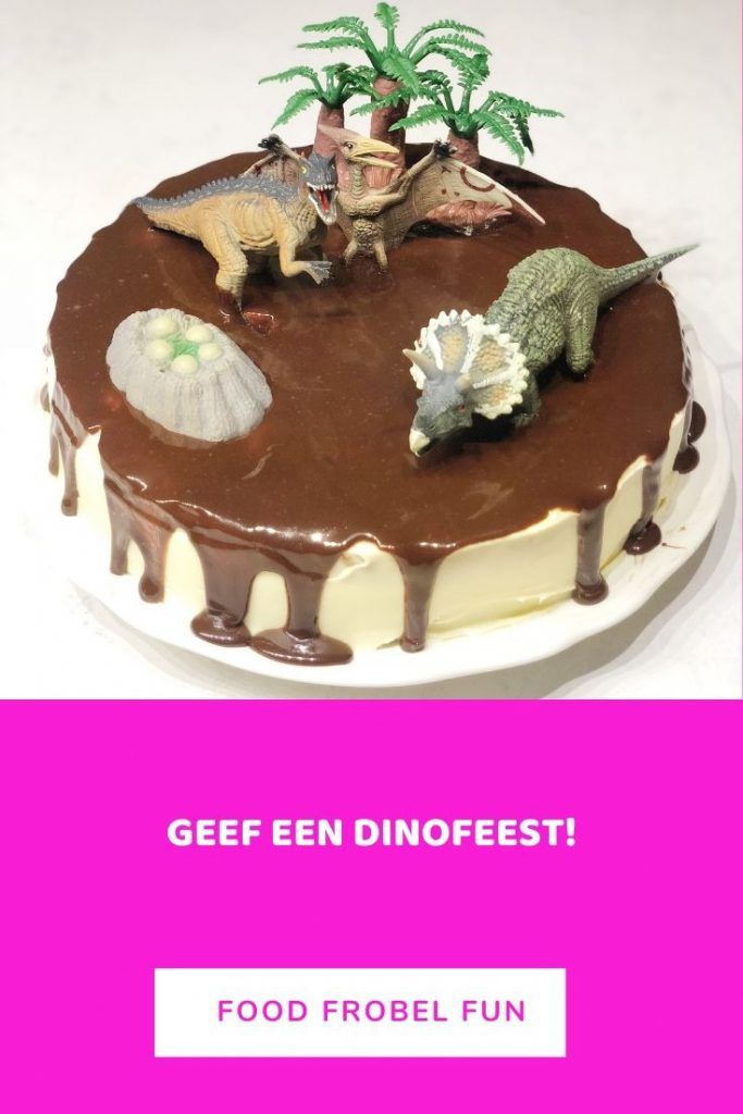 dinofeest - pinterest
