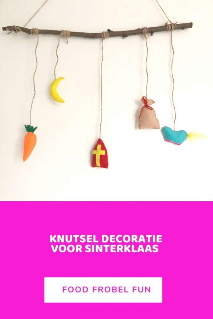 knutsel decoratie sinterklaas - pinterest