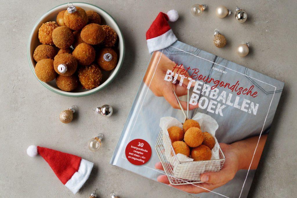 Kerst- Het Bourgondische Bitterballenboek