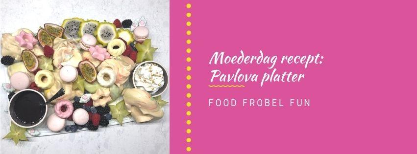 Moederdag recept: Pavlova Platter