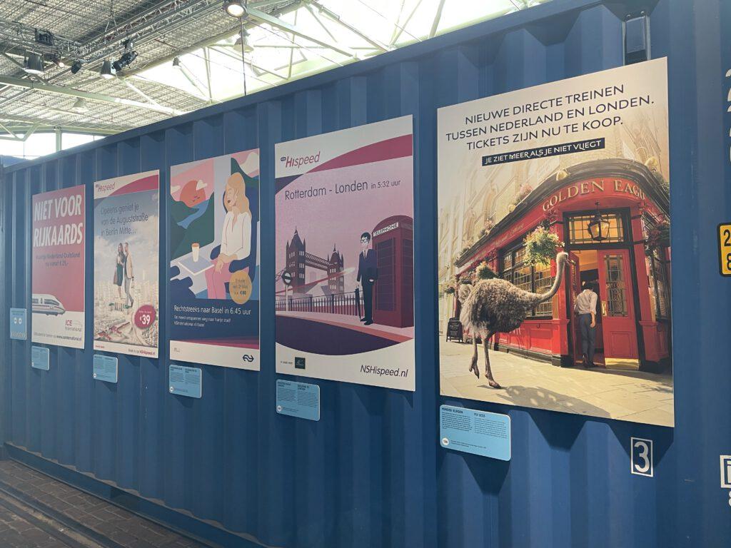 Spoorwegmuseum - spoor van verbeelding