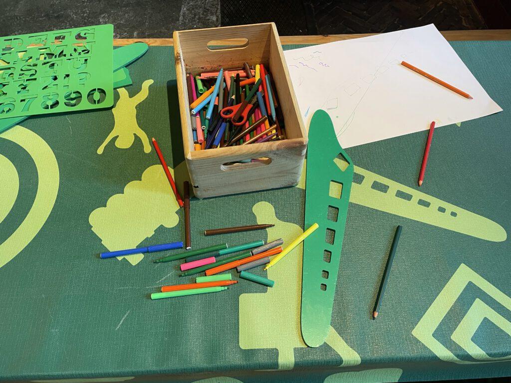 spoor van verbeelding - atelier