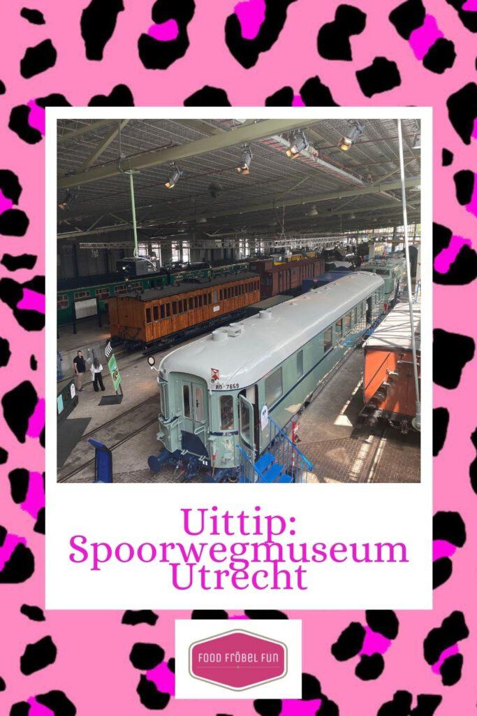 spoorwegmuseum Utrecht - pinterest