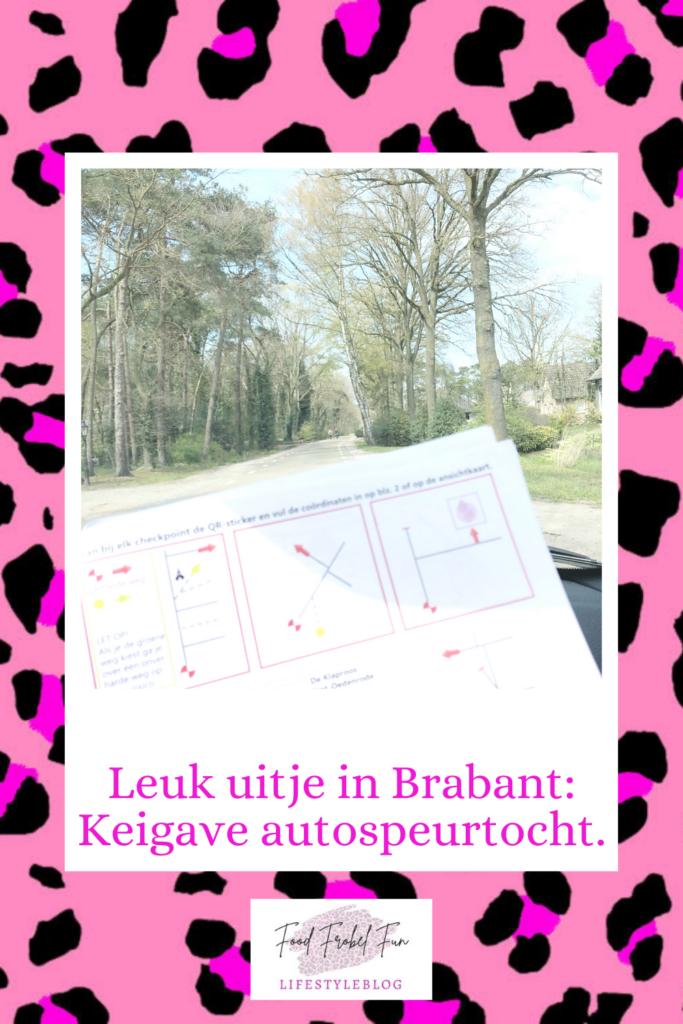 leuk uitje in Brabant: keigave autospeurtocht