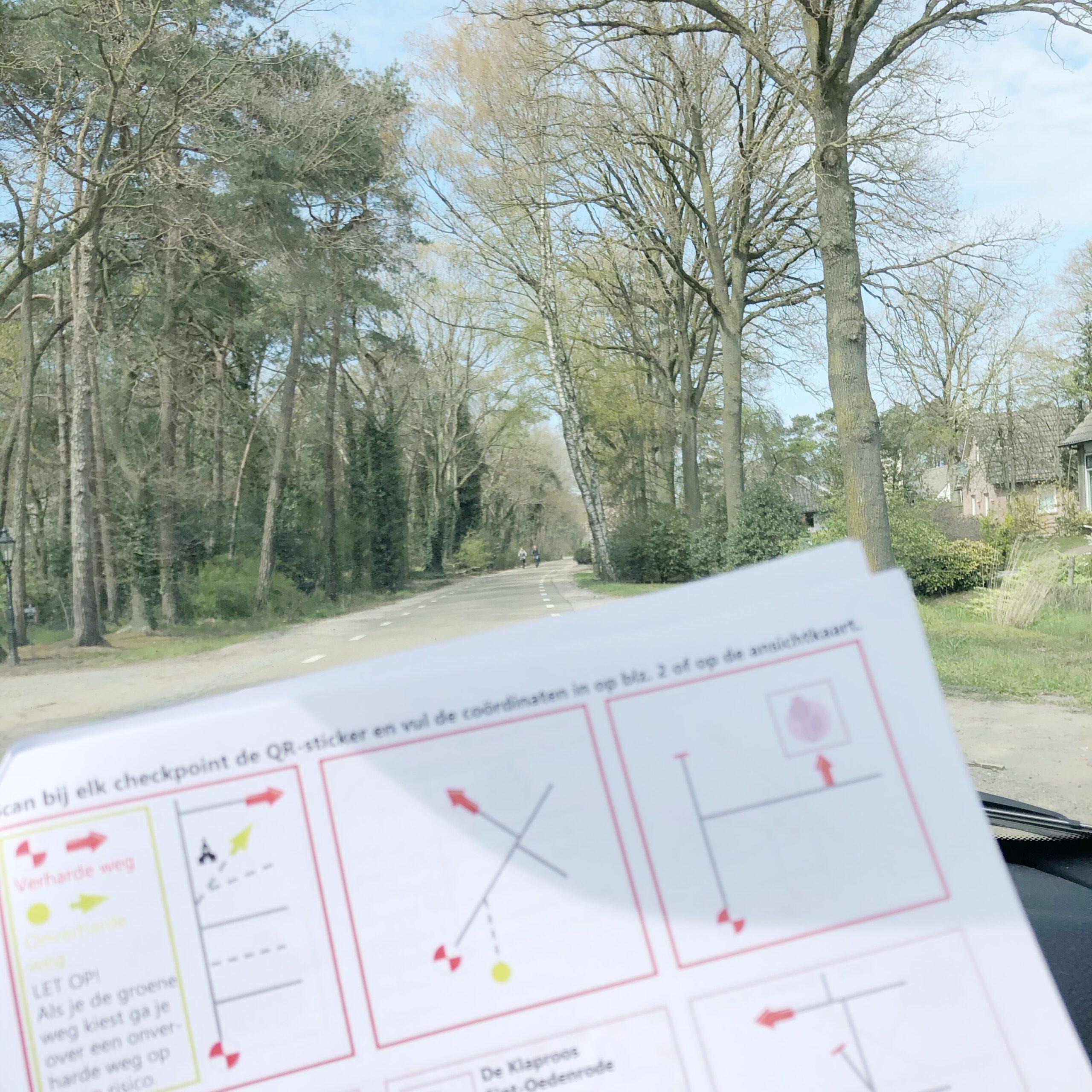 leuk uitje in Brabant: keigave autospeurtocht - banner