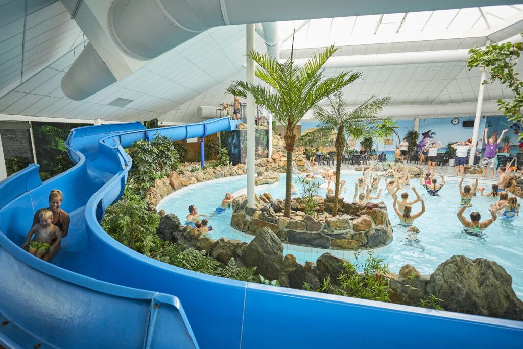 Camping met zwembad - kindvriendelijk recreatiepark de leistert.