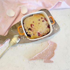 gezond en makkelijk ontbijt: maak deze snelle fruittaart!